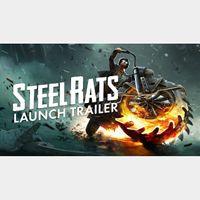 Steel Rats [Global Steam Key and Instant delivery]