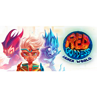 Red Goddess: Inner World [Global Steam Key and Instant delivery]