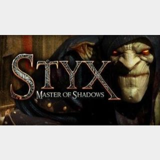 Styx: Master of Shadows [Global Steam Key and Instant delivery]
