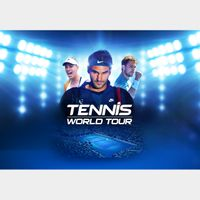 Tennis World Tour [Global Steam Key and Instant delivery]
