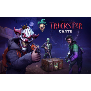 H1Z1 Halloween Trickster Crate  [Global Steam Key and Instant delivery]