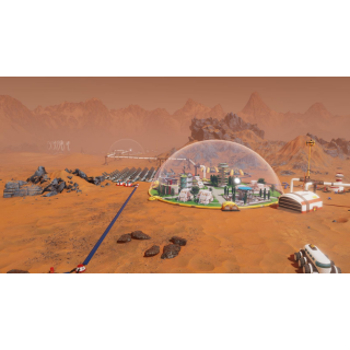 Surviving Mars [Global Steam Key and Instant delivery]