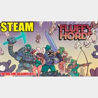 fluffy horde [Global Steam Key and Instant delivery]