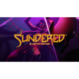 Sundered [Global Steam Key and Instant delivery]