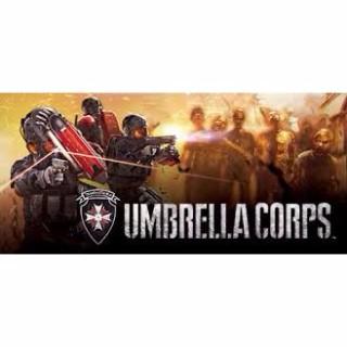Umbrella Corps + Deluxe Upgrade Steam Keys