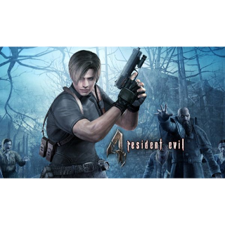Resident Evil 4 Ultimate HD Edition Steam Key