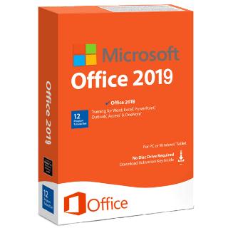Microsoft Office 2019 Professional Plus License Lifetime Key 1PC (GLOBAL) 🔑