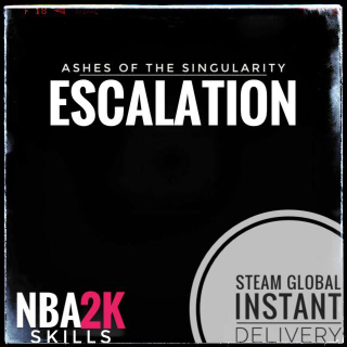 [𝙸𝙽𝚂𝚃𝙰𝙽𝚃] Ashes of the Singularity: Escalation  Steam🔑Global