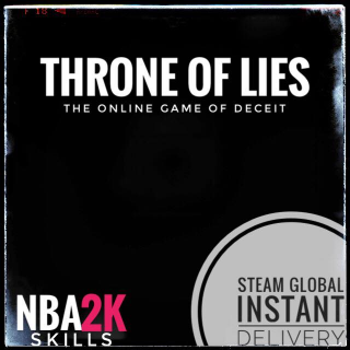 [𝙸𝙽𝚂𝚃𝙰𝙽𝚃] Throne of Lies® The Online Game of Deceit Steam🔑Global