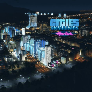 Cities: Skylines + After Dark DLC (Steam - Instant Delivery)