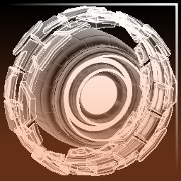 Titanium White Holographic (Rocket Forge II)