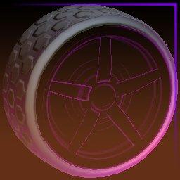 Purple Inverted (Gripstride HX)