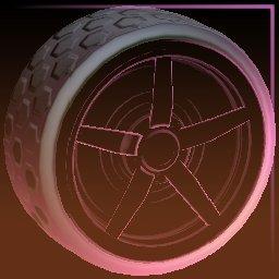 Pink Inverted (Gripstride HX)