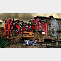 The House Of The Dead 2(Download/Windows/PC)Zombie Shooter GAME Arcade /Original