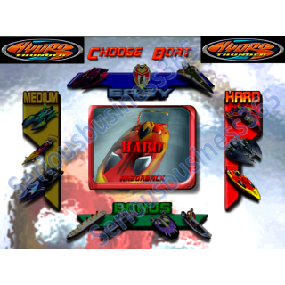 Hydro Thunder✅Download/Windows PC✅/Old Dreamcast Game/ Arcade Speed Boat Racing