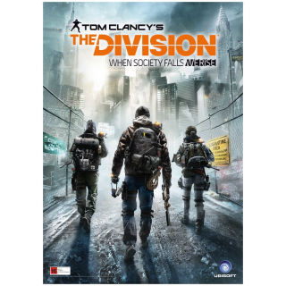 Tom Clancy's The Division + Survival DLC  (Europe and Middle East) [Uplay/HB Link]