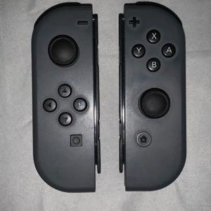 Nintendo switch joycons