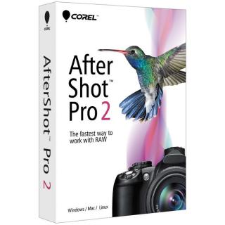 Corel AfterShot Pro 2 (64 bit version)  - DIGITAL KEY