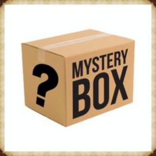 MYSTERY BOX Valued at $10.33