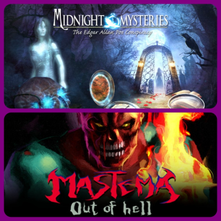 Midnight Mysteries and Mastema: Out of Hell