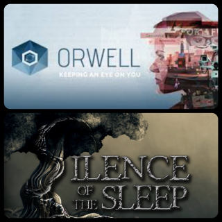 orwell and silence of the sleep