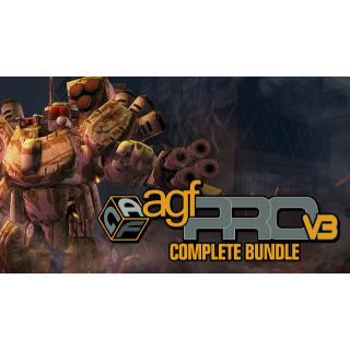 Axis game factory complete premium Bundle