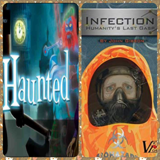 Haunted and Infection Humanitys Last Gasp