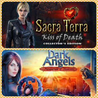 Sacra Terror+Dark Angels