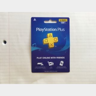 $59.99 PlayStation Store