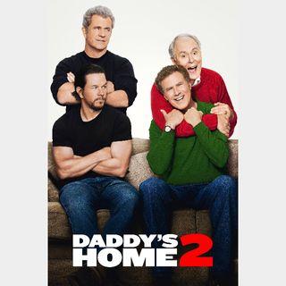 Daddy's Home 2   HDX/HD   UV