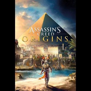 Assassin's Creed: Origins Uplay Key/Code EMEA