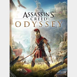Assassin's Creed: Odyssey Ubisoft Connect Key/Code EU