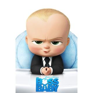 The Boss Baby | HDX VUDU OR iTunes