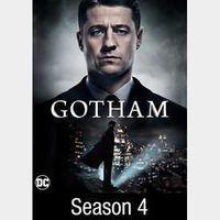 Gotham Season 2+3+4   HDX   VUDU