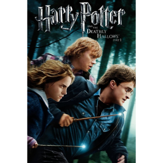 Harry Potter and the Deathly Hallows: Part 1 | HDX | UV VUDU