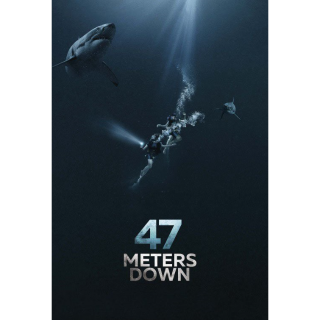 47 Meters Down | HD | iTunes