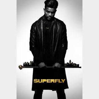 SuperFly | HDX | UV VUDU or HD iTunes via MA