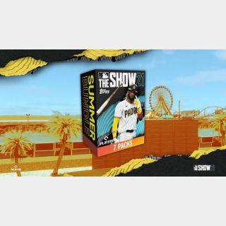 MLB The Show 21 Summer Bundle DLC Xbox Key/Code Global