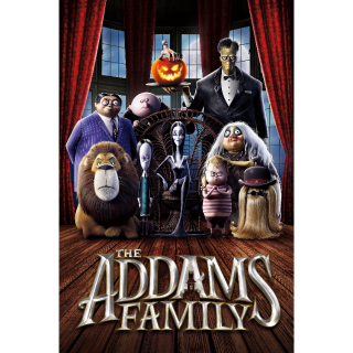 The Addams Family | 4K/UHD | iTunes
