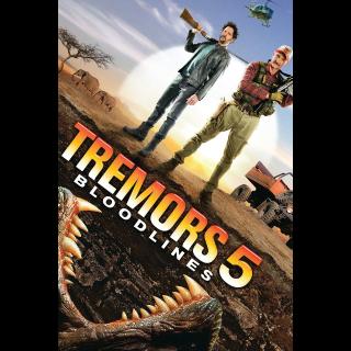 Tremors 5: Bloodlines | HD | iTunes
