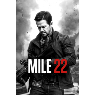 Mile 22 | 4K/UHD | iTunes
