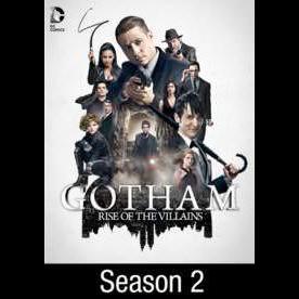 Gotham Season 2 | HDX | VUDU