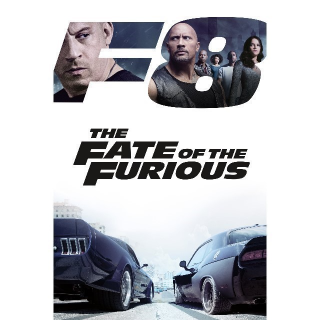 The Fate of the Furious | HDX | UV VUDU THEATRICAL EDITION
