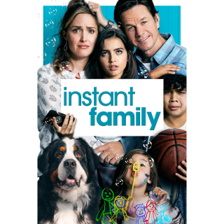 Instant Family | 4K/UHD | iTunes