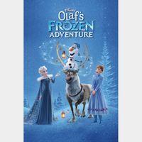 Olaf's Frozen Adventure   HD   Google Play