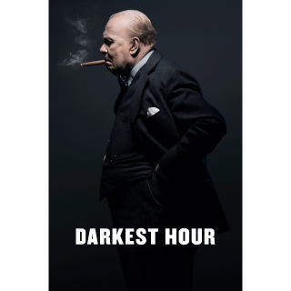 Darkest Hour | HDX Vudu or iTunes | MA