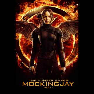The Hunger Games: Mockingjay - Part 1 | HDX | VUDU