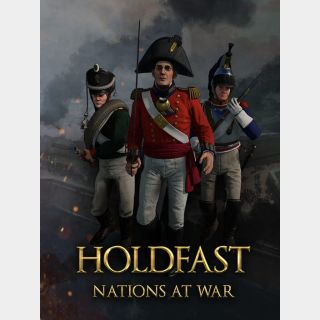 Holdfast: Nations At War Steam Key/Code Global