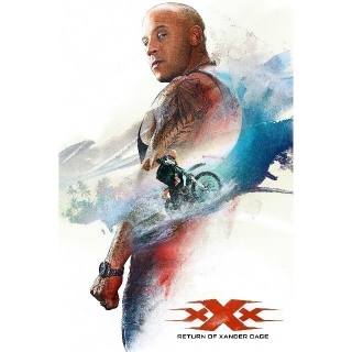 xXx: Return of Xander Cage | 4K/UHD | iTunes