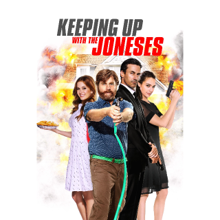 Keeping Up with the Joneses | HDX | VUDU